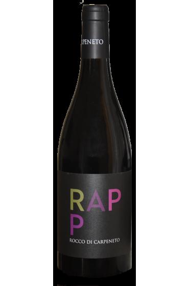 RAPP vino rosso bio  senza solfiti aggiunti 2018