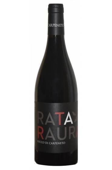 RATARAURA 2019 vino rosso bio