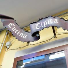 Cucina tipica ristorante Scala