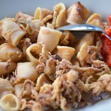 Frittura ristorante Scala