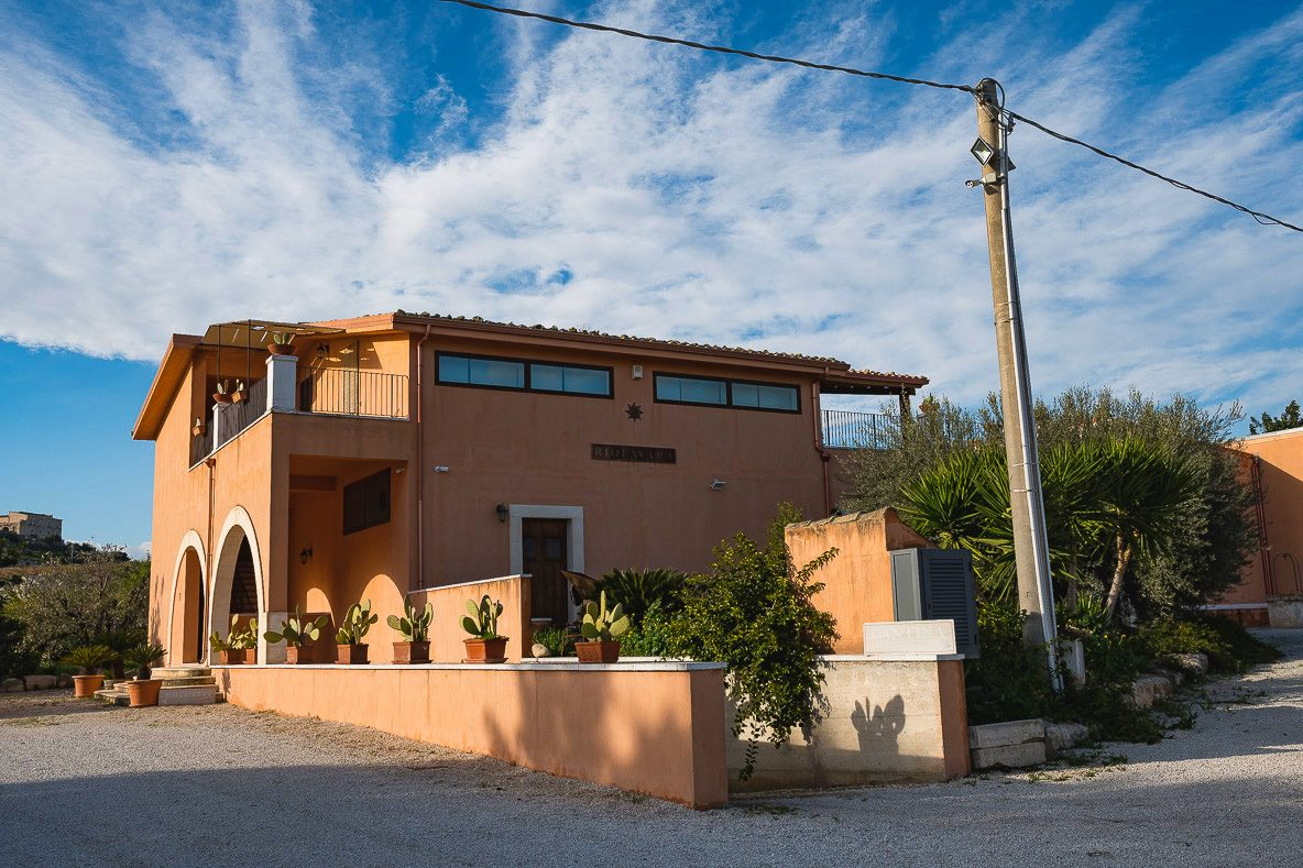 Azienda agricola Riofavara - La valigia di Bacco